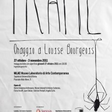 Trame - Omaggio a Louise Bourgeois