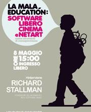 Intervista a Richard Stallman e ad Husk di Estereotips