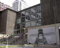 "Hiroshi Sugimoto: ""Architecture"""