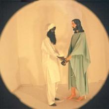 Jesus&Muhammad: scomode visioni nell'ultima opera di Sükran Moral